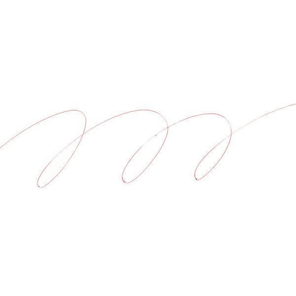 ジェットストリームボールペン 赤 0.5