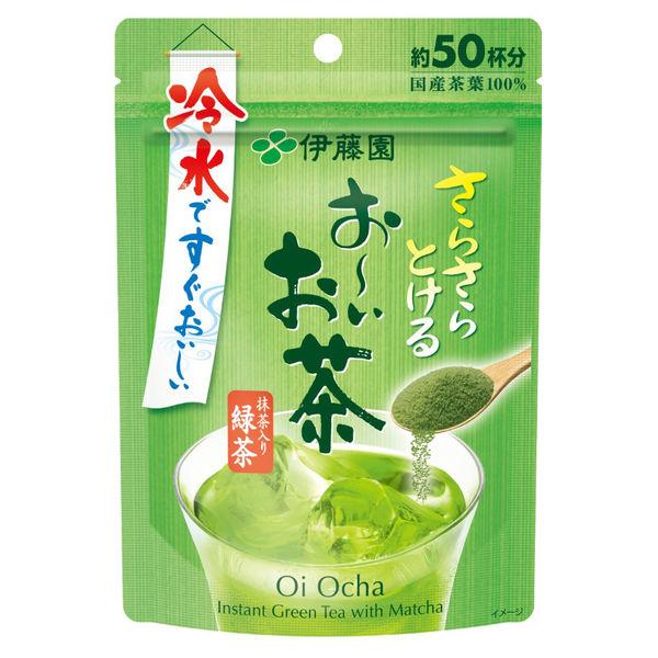 伊藤園 おーいお茶 さらさら緑茶 6袋