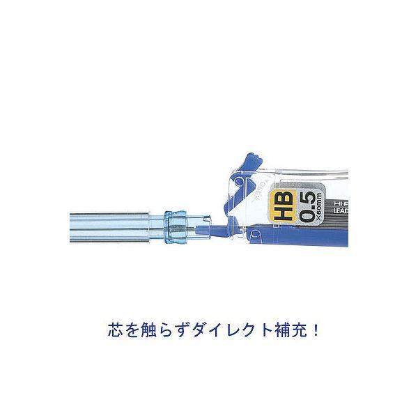 ぺんてる ハイポリマーアイン(Ain) 0.5mm B 1箱(400本:40本入×10ケース)