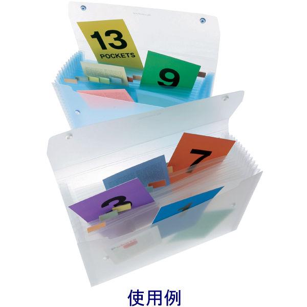 セキセイ ドキュメントファイル クリア SSS-1212-70 1箱(10冊入)