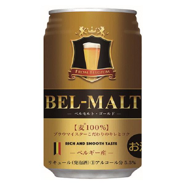ベルモルト・ゴールド 330ml 6缶