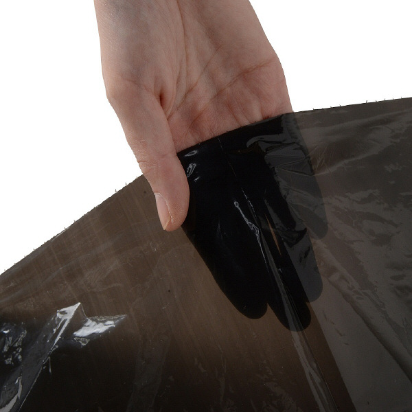 伊藤忠リーテイルリンク トイレ用ポリ袋ロールタイプ (サニタリー袋) ブラック 1箱(1000枚:20枚巻×50本)