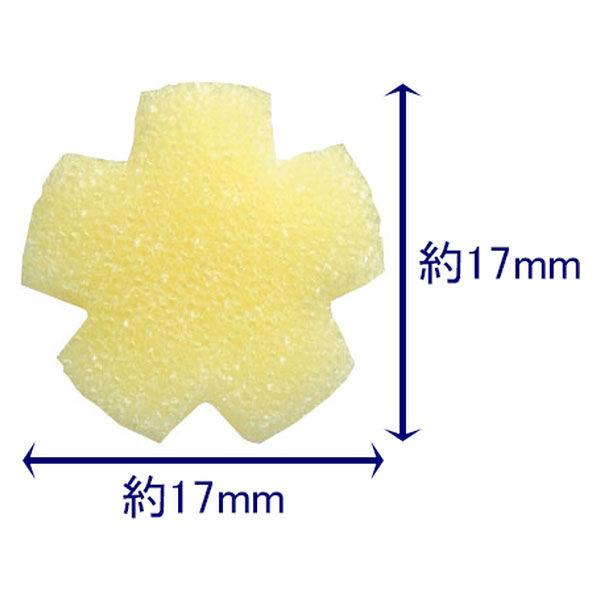 口腔ケアスポンジ プラスチック軸M箱