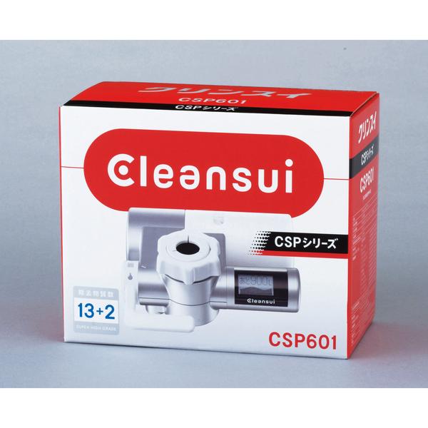 クリンスイ 浄水器 CSP601-SV