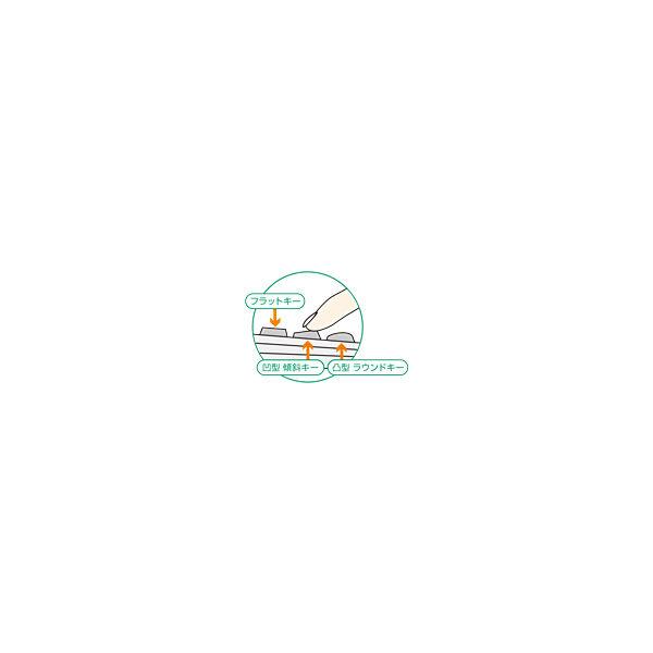 キヤノン 環境配慮型電卓 HS-1220TUG