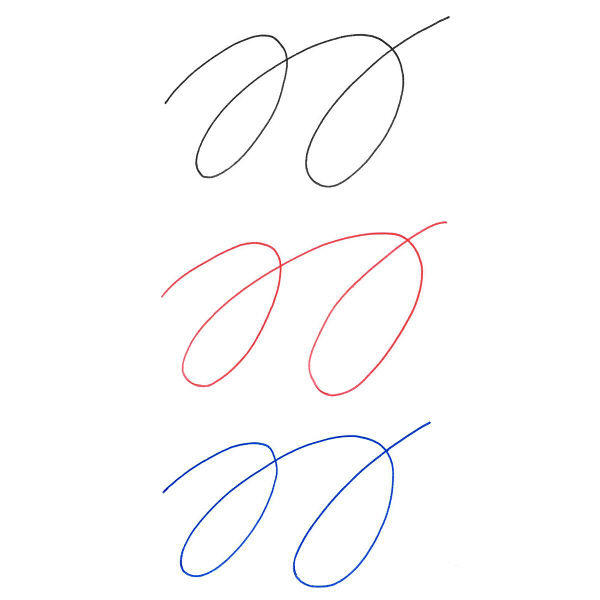 セーラー万年筆 ボールペン 再生工場フェアライン3プラスクリップ クリア 16-8302-202 1セット(5本:1本×5)
