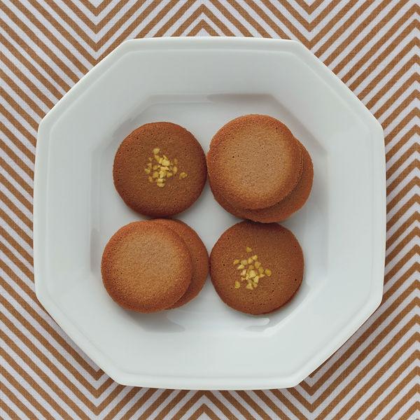 プラリネクッキーアソートメント18枚入