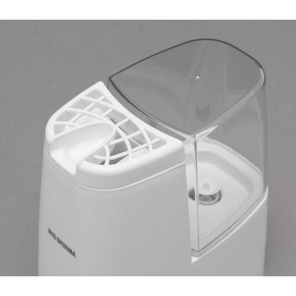 アイリスオーヤマ アロマ対応加熱式加湿器