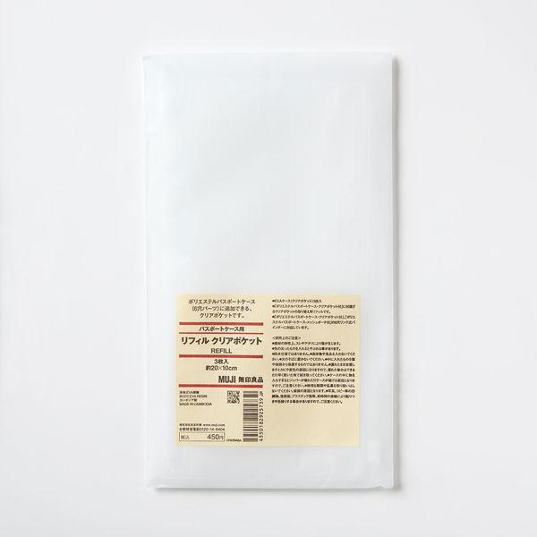 EVAリフィルポケット・パスポート用3枚