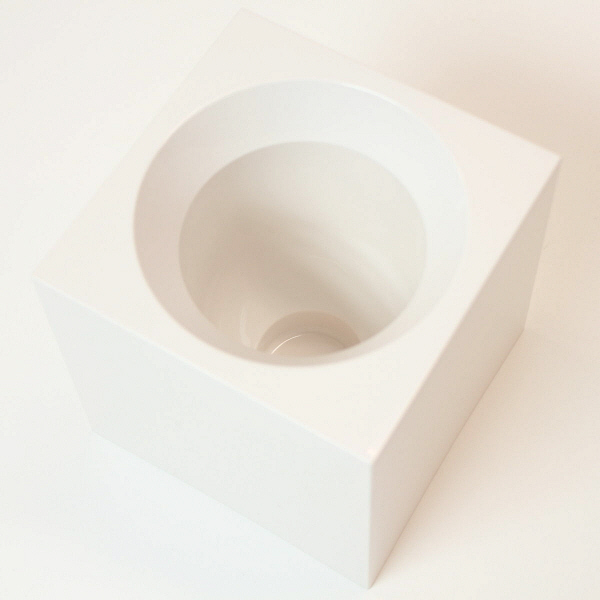 マーナ トイレブラシ 角形 W061W ブラシ 1セット(2組:1組×2)