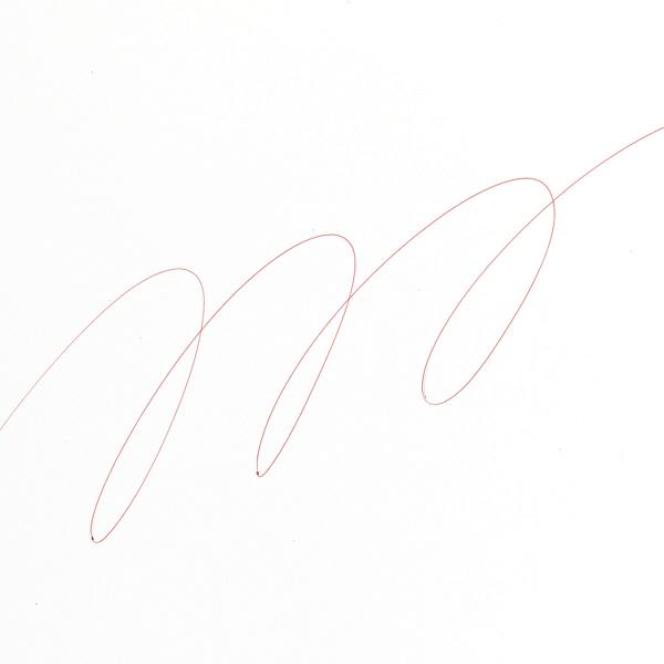 三菱鉛筆(uni) VERY楽ノック SN-100 0.7mm 赤