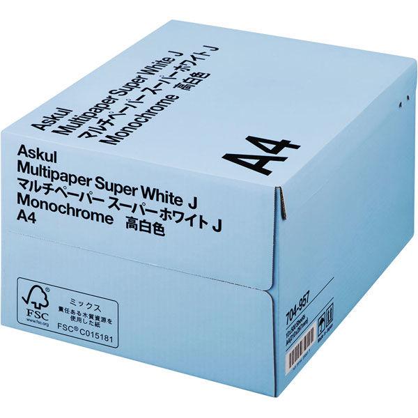 スーパーホワイト J A4 1箱