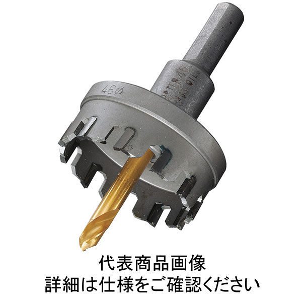 ロブテックス(LOBTEX) 超硬ホルソー(薄板用) HO22S HO-22S 1本 372-1663 (直送品)