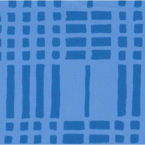 長持ちする大きなお食事エプロン/ブルー 403720-10 1枚 フットマーク 食事用エプロン