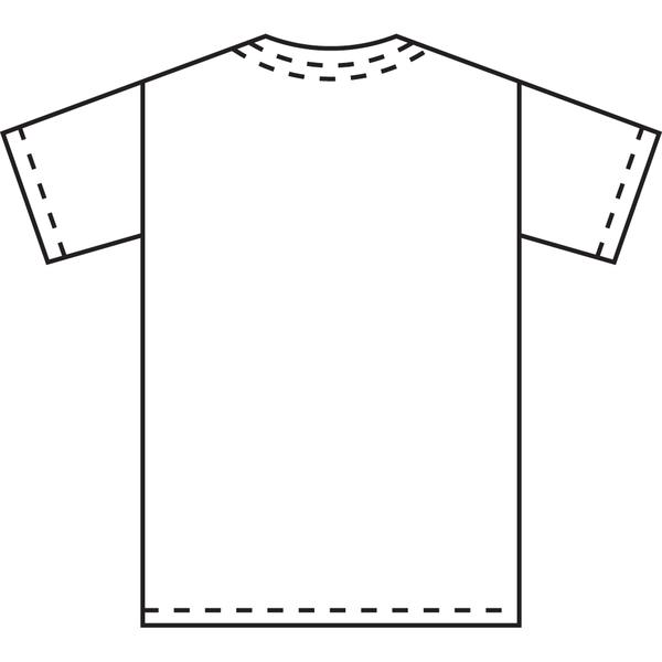KAZEN カラースクラブ(男女兼用) 医療白衣 半袖 アクア M 133-81 (直送品)