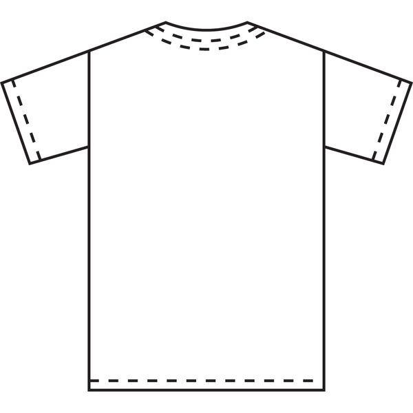 KAZEN カラースクラブ(男女兼用) 医療白衣 半袖 シルバーホワイト 4L 133-90 (直送品)