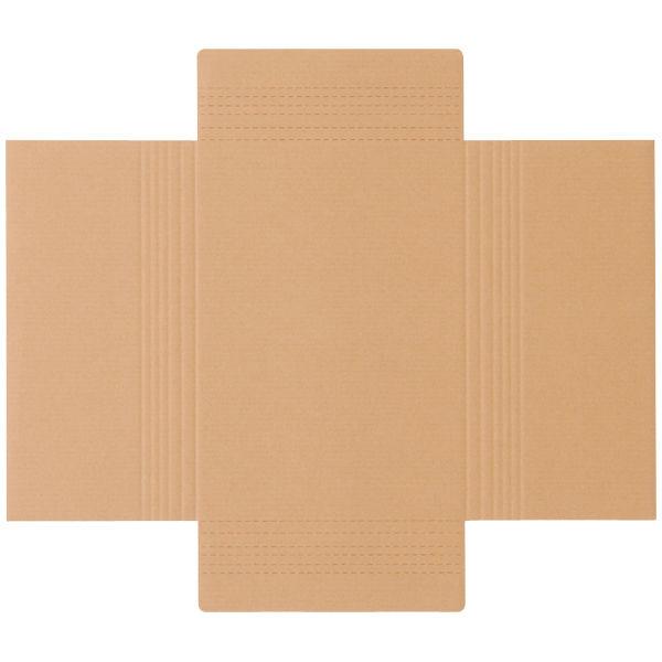 森紙業 タトウ式 折り包み ダンボール A3×高さ19~64mm 1梱包 50枚