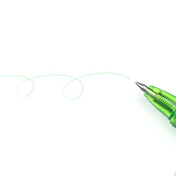 フリクションボールノック 0.5 薄緑