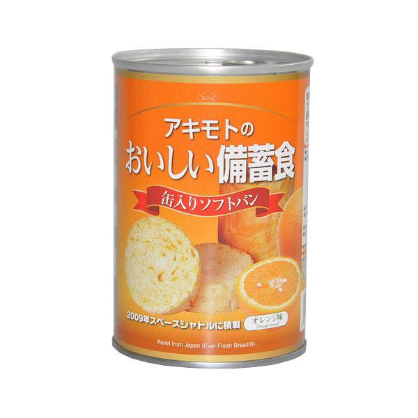 パン・アキモト 缶入りソフトパン 6缶