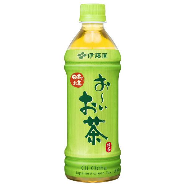 おーいお茶緑茶 500ml 12本