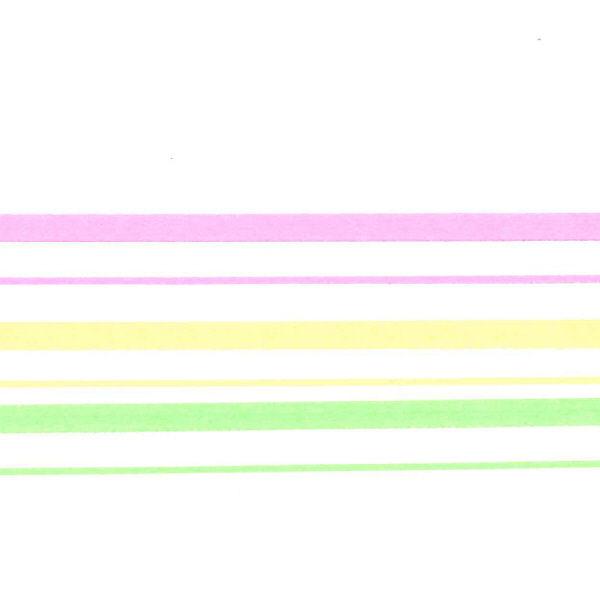 蛍光オプテックス2EZ 3色入り ゼブラ