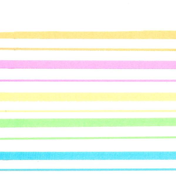 蛍光オプテックス2EZ 5色入り ゼブラ