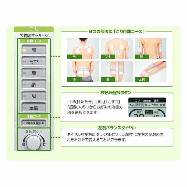 オムロン 電気治療器F5200 HV-F5200 1台 オムロンヘルスケア (取寄品)