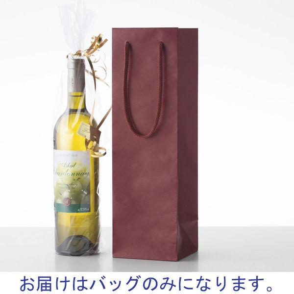 ワイン用 手提げ紙袋 1本用 5枚