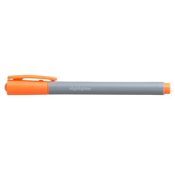 蛍光ペン オレンジ 30本 アスクル