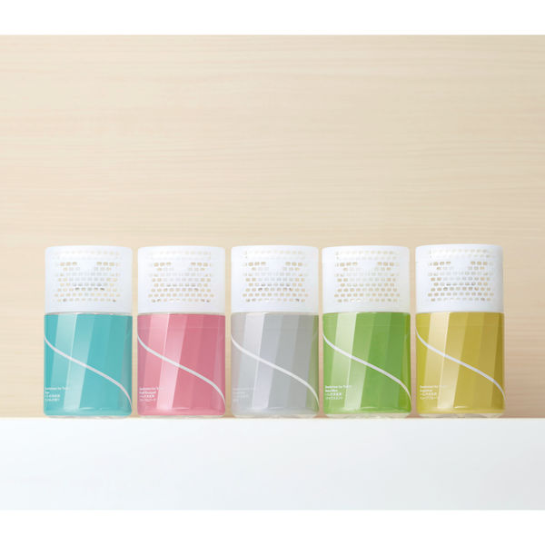 トイレの消臭剤 無香料 1箱(18個入)