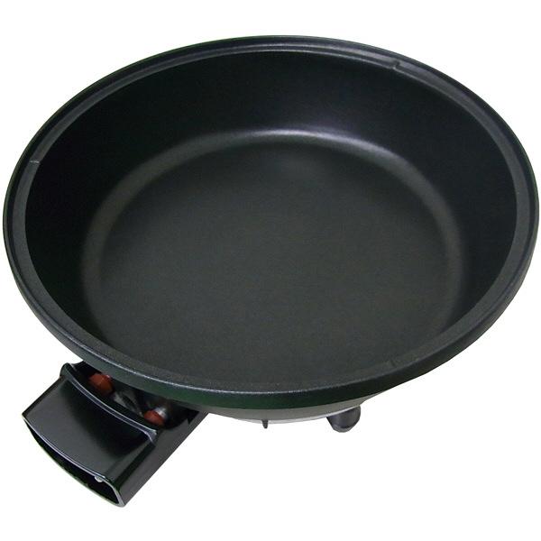山善 電気グリル鍋 GN-1200(T)