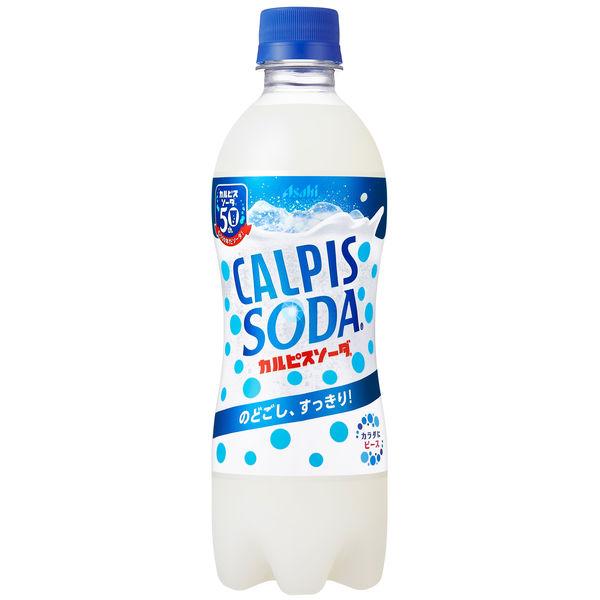カルピスソーダ 500ml 6本