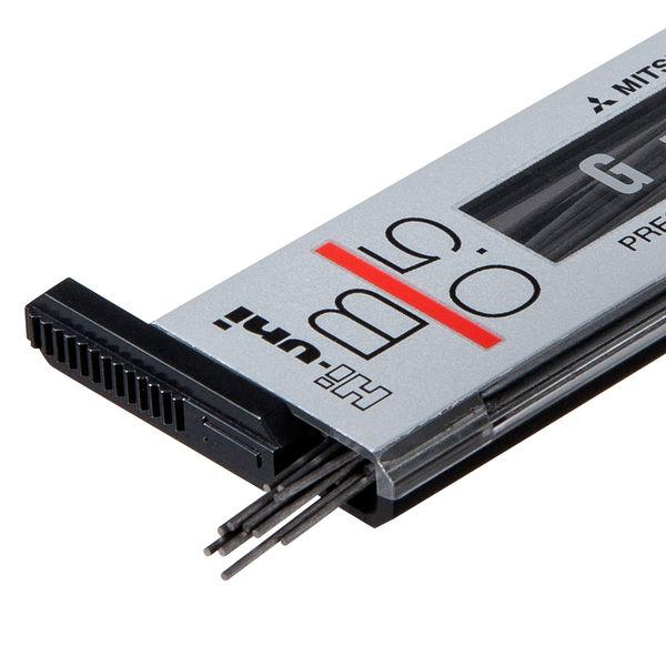 三菱鉛筆 Hi-uni(ハイユニ) 0.5mm B HU05300 1ケース(40本入)