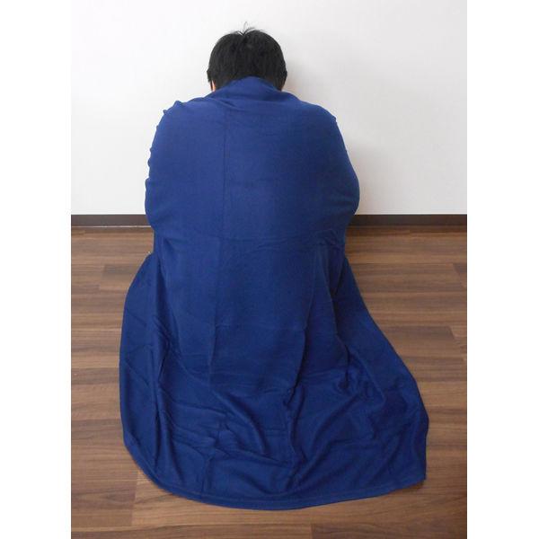 角利産業 備蓄用毛布 コンパクト 9909 1箱(20枚:10枚入×2箱)