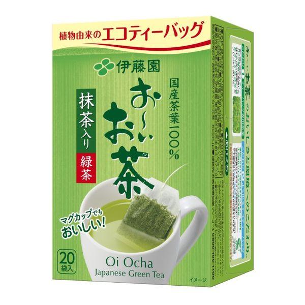 おーいお茶 緑茶TB 60バッグ