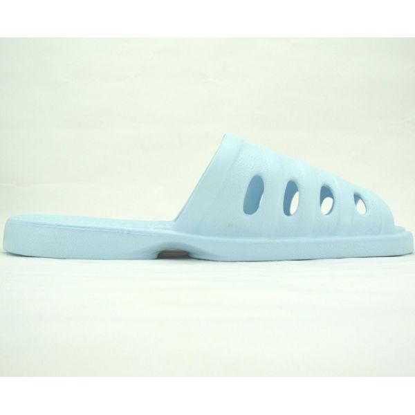 スマイル EVA軽量サンダル ブルー M (22.5ー24.0cm) SFS-8051
