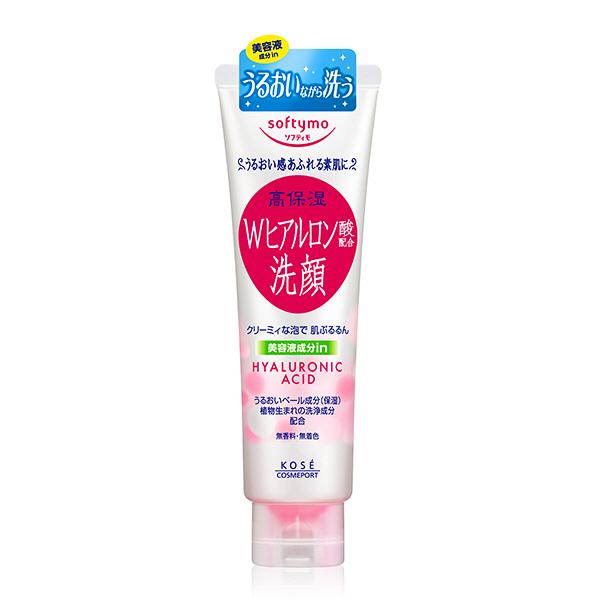 ソフティモ 洗顔フォーム(ヒアルロン酸)