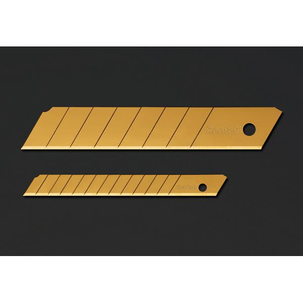 スコッチ(R) チタンコートカッター L型替刃 TI-CRL5
