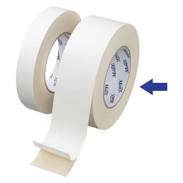古藤工業 「現場のチカラ」 厚手布両面テープ 0.5mm厚 幅50mm×15m巻