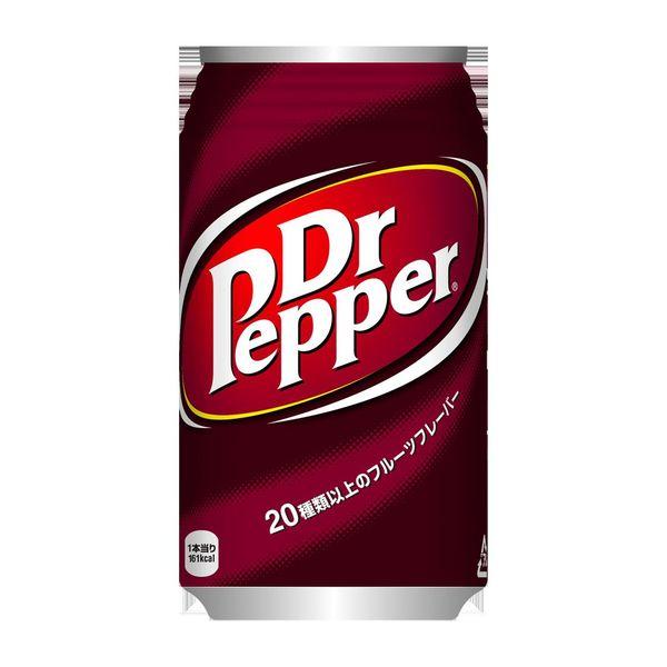 ドクターペッパー 350ml缶 6本