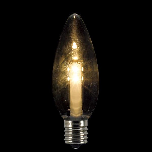 C32形LEDランプ 10W相当 E17