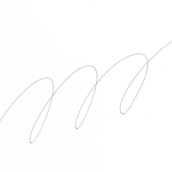 ジェットストリームボールペン青 0.38