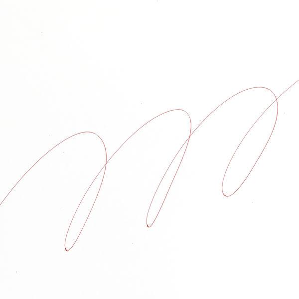 ジェットストリームボールペン赤 0.38