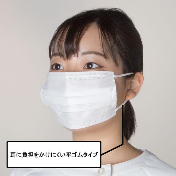 アスクル】サージカルフェイスマ...