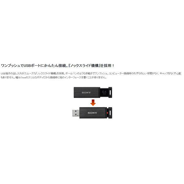 ソニー USM64GQX N/QXシリー