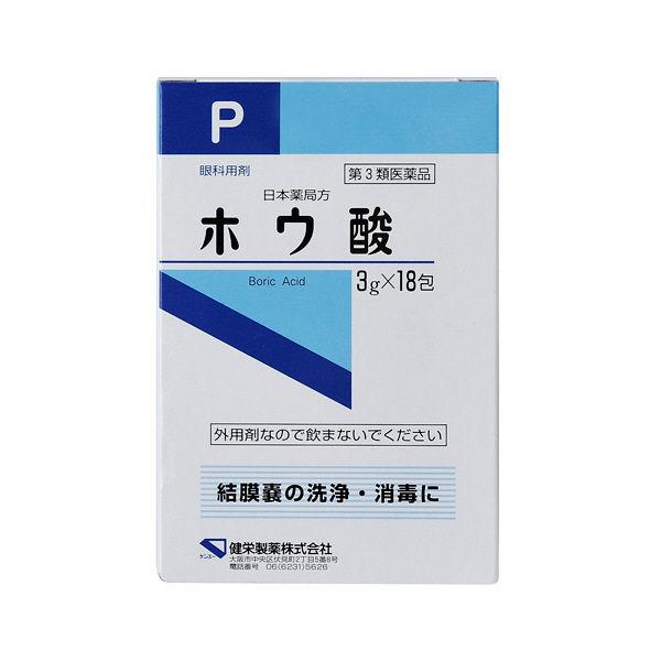 ホウ酸P 18包
