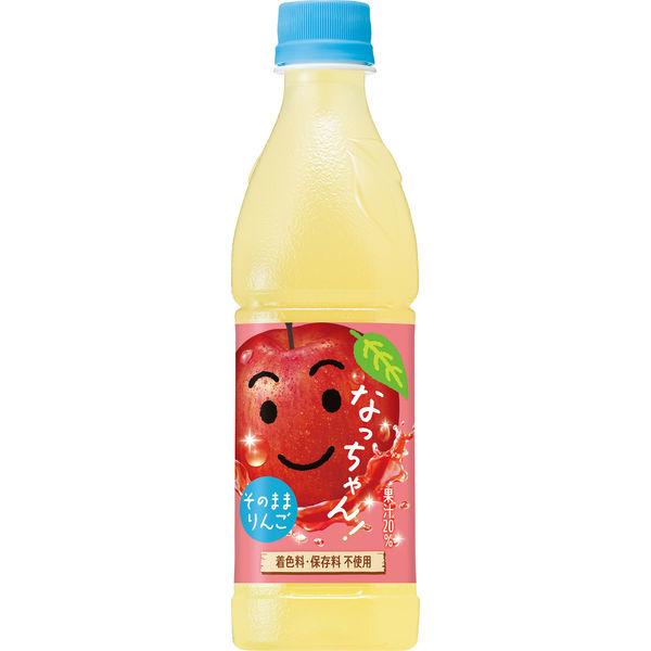 なっちゃんりんご 425ml 6本