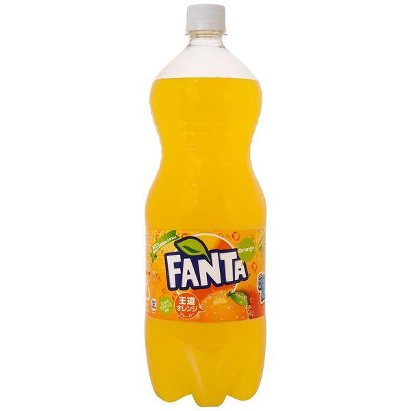ファンタ オレンジ 1.5L 2本