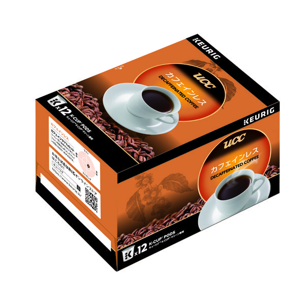 UCC Kカップ カフェインレス