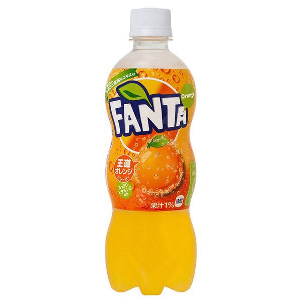 ファンタ オレンジ 500ml 6本